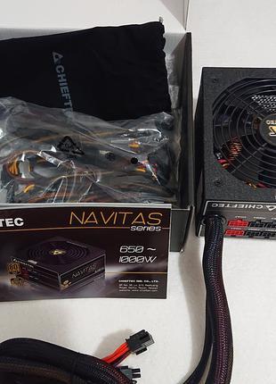Блок питания Chieftec Navitas GPM-850C 850W модульный 80PLUS Gold