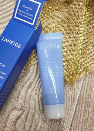 Увлажняющий крем для лица от бренда laneige