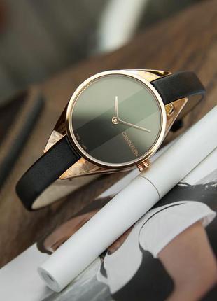 - 51% | жіночий швейцарський годинник calvin klein rebel k8p23...