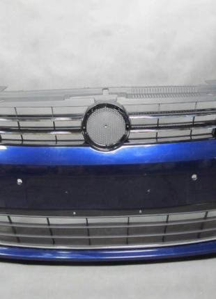 Бампер передний на Volkswagen Sharan Б/У