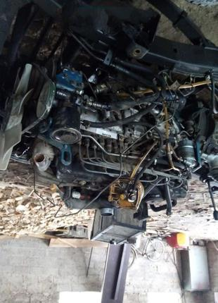 Мотор Ниссан Патрол к166, 3.3тд, sd33