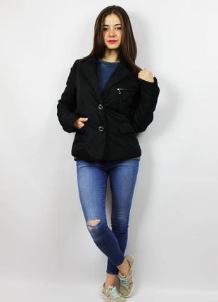Акция демисезонная куртка, пуховик на весну, пиджак, жакет, бл...