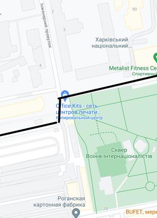 Продам гараж в центре города 49 кв.м. Ст. метро Научная.