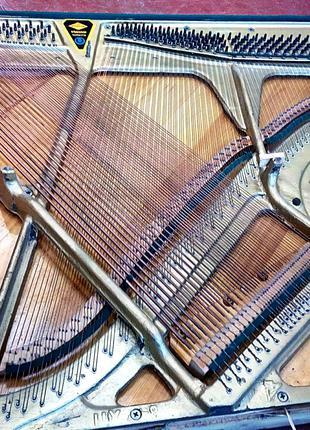 Комплект басовых струн (в обмотке) до пианино 46шт