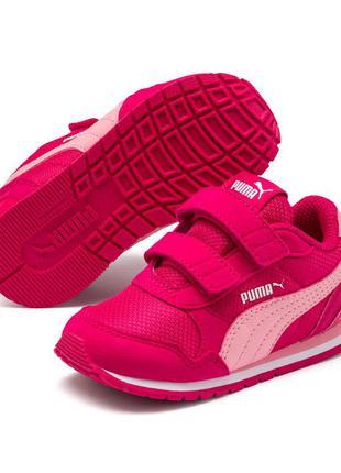 Детские кроссовки puma st runner v2 mesh ac, 100 % оригинал