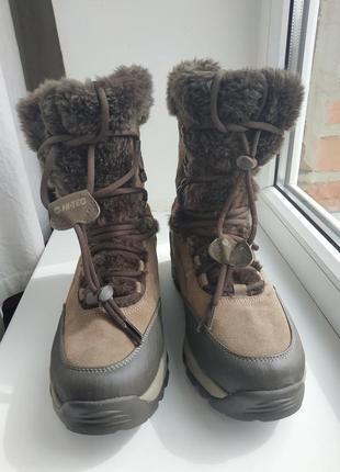Hi-tec суперские зимние сапоги, чоботи, ботинки зима оригинал ...