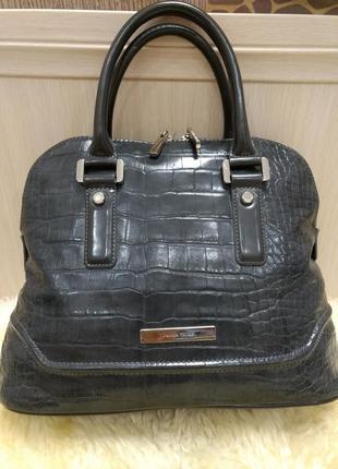 Красивая деловая сумка ivanka trump
