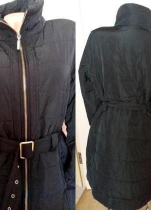 Пальто плащевка 52-54