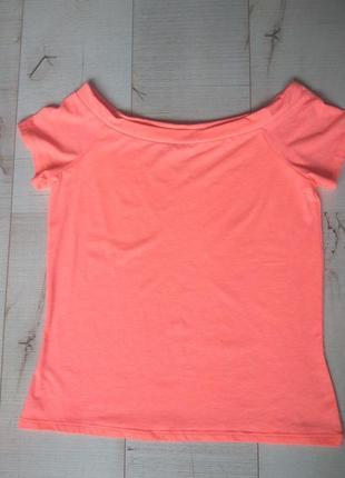 Неоновая футболка