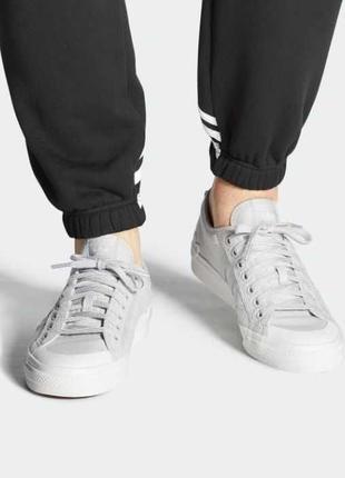 Кроссовки кеды adidas nizza matchcourt (42р по 45р) оригинал!