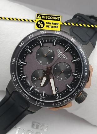 - 40% | мужские швейцарские часы tissot t111.417.37.441.07 (ор...