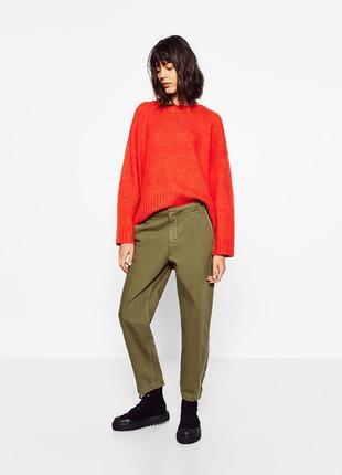 Распродажа! брюки женские zara испания