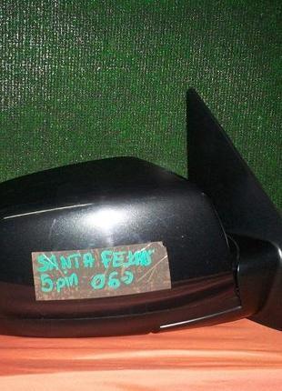 Б/у Зеркало Hyundai Santa Fe 2006-2009