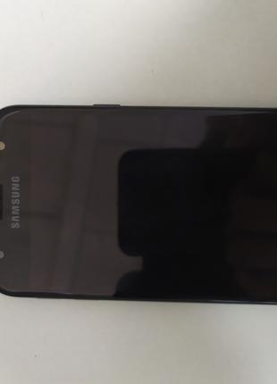 Samsung galaxy j3 2017 duos black