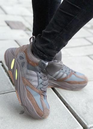 ✳️зимние adidas yeezy boost 700✳️мужские кроссовки адидас изи ...