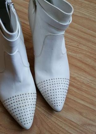 Ботинки женские кожзам graceland
