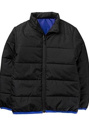Куртка для мальчика 7-8,10-12 лет crazy