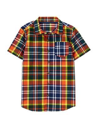 Рубашка для мальчика 10-12 лет crazy