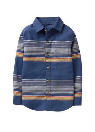 Рубашка для мальчика 7-8, 10-12 лет crazy8