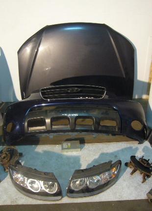 Б/у Капот Hyundai Santa Fe 2006-2009