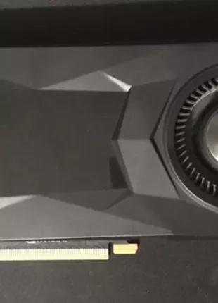 Видеокарта Zotac GeForce GTX 1080