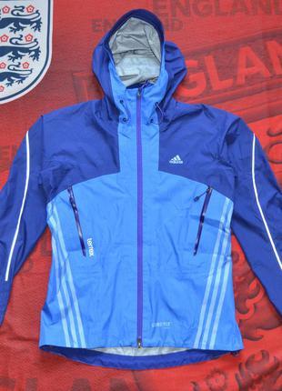 Adidas women's w terrex gtx active shell jacket оригинальная к...