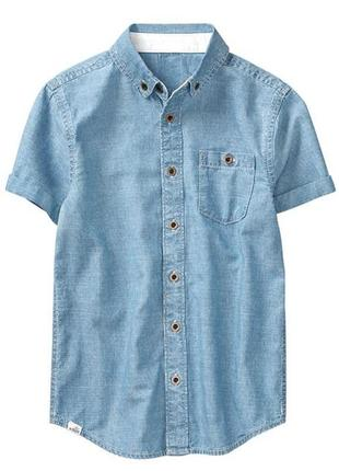 Рубашка для мальчика 4-5 лет gymboree