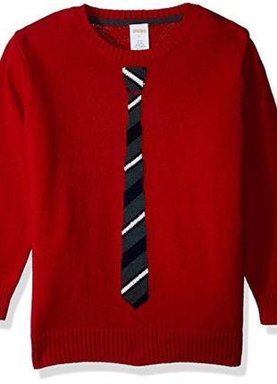 Кофта свитер для мальчика 3-4, 4-5, 5-6 лет gymboree