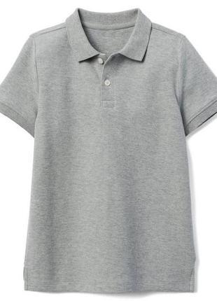 Футболка поло для мальчика 8-9 лет gymboree uniform pique