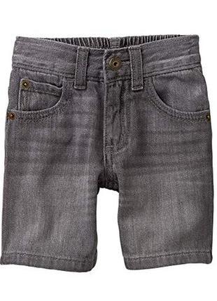 Джинсовые шорты для мальчика 10-12 лет gymboree