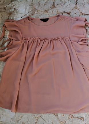 Летняя женская блуза New look 44