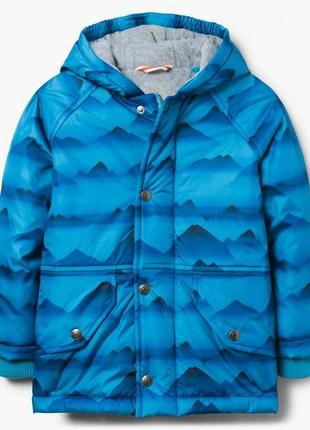 Куртка деми для мальчика 7-9 лет gymboree