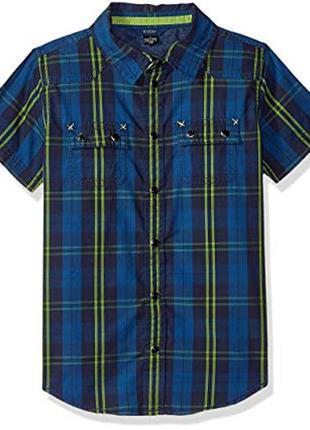Рубашка для мальчика 10-12 лет guess