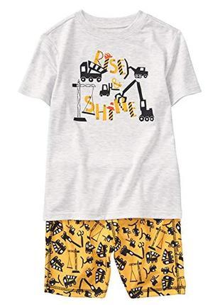 Пижама для мальчика 10-12 лет gymboree