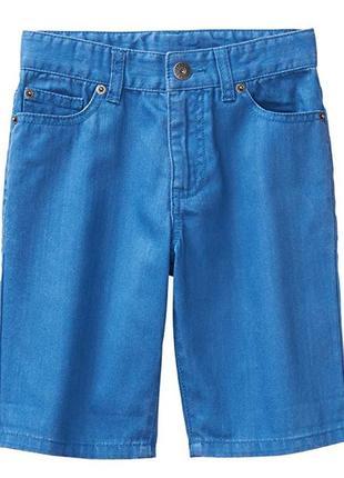 Джинсовые шорты для мальчика 7 лет crazy8