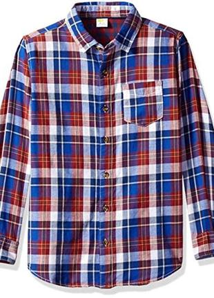Рубашка для мальчика 7-9, 10-12, 14-16  лет crazy8