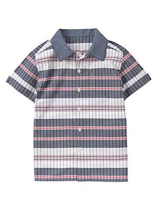 Рубашка для мальчика 10-12 лет gymvoree
