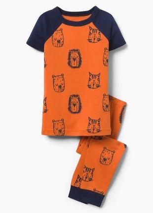 Пижама для мальчика 7 лет gymboree