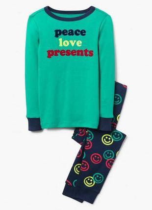 Пижамы для мальчиков 4,7,12 лет gymboree