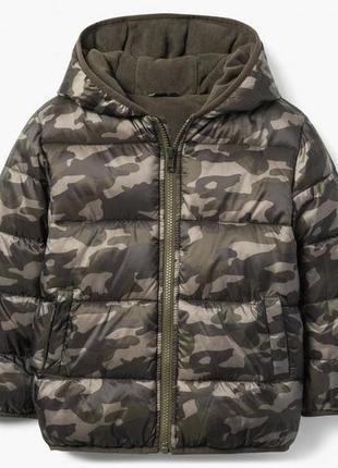 Куртка для мальчика 12-14 лет gymboree