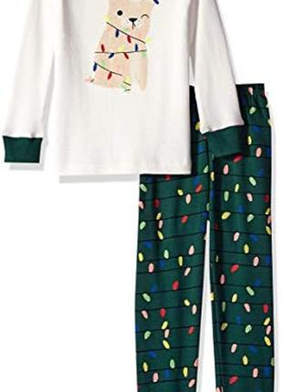 Пижама для мальчика 6 лет gymboree