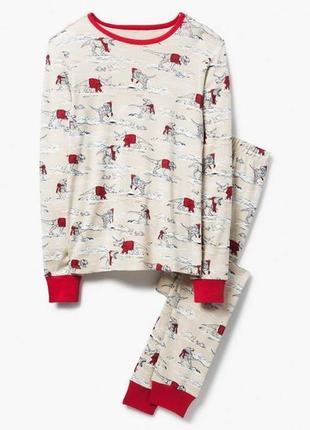 Пижама для мальчика 6, 10  лет gymboree