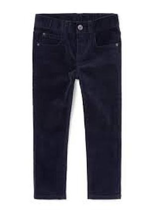 Вельветовые брюки для мальчика 7, 12,14,16 лет children's place