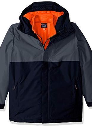 Куртка зима для мальчика 4-5 лет 3 в 1 children's place