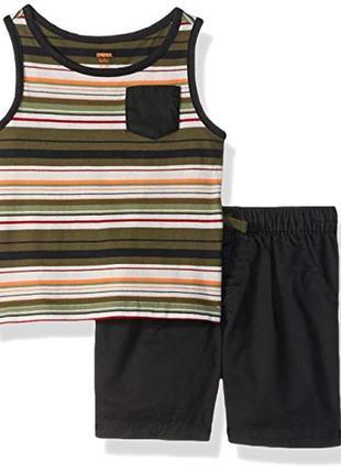 Комплект майка + шорты для мальчика 1.5- 2года
