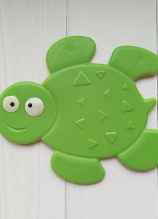 Антискользящий коврик мини для купания, игрушка для ванны чере...