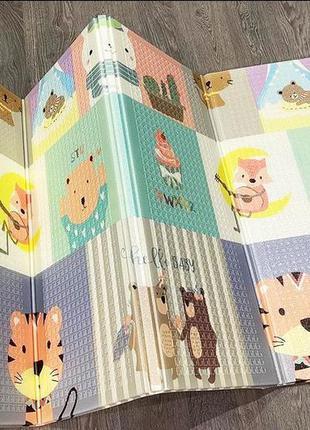 Термоковрик для детей, развивающий коврик