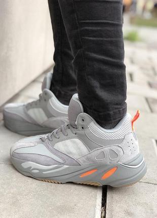 Шикарные мужские зимние кроссовки/ ботинки adidas yeezy boost ...
