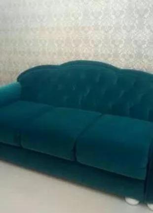 Дивани .Перетяжка мебели.
