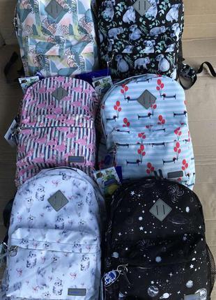 Детский рюкзак школьный bagland